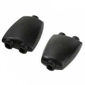 Adaptateur Audio Optique LogiLink Toslink Femelle vers 2x Femelle