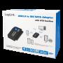 Adaptateur LogiLink AU0028A USB 3.0 vers SATA IDE 3.5 2.5 OTB ADUSB-LL_AU0028A - 4