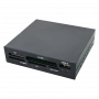 Rack 3.5 LogiLink CR0012 Lecteur Multi Carte + 1 Ports USB 2.0