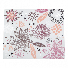 Tapis LogiLink Flower Field PVC Mousse Premium ID0102 230x195x3mm