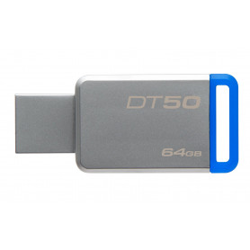 Clef USB 3.1 64Go Kingston DataTraveler 50
