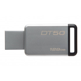 Clef USB 3.0 128Go Kingston DataTraveler 50