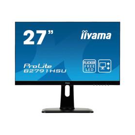 """Ecran iiyama 27"""" B2791HSU-B1 LED TN 1920x1080 1ms HUB 4xUSB Pivot HP"""