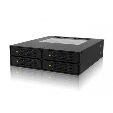 Rack 5.25 ICY DOCK ToughArmor MB994SP-4S 4x DD/SSD 2.5 SATA