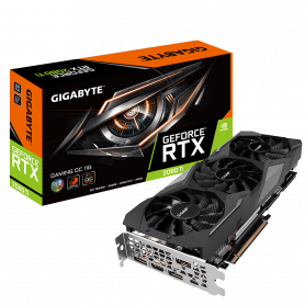 Carte Graphique Gigabyte GV-N208TGAMINGOC-11GC RTX 2080 Ti GAMING 11G