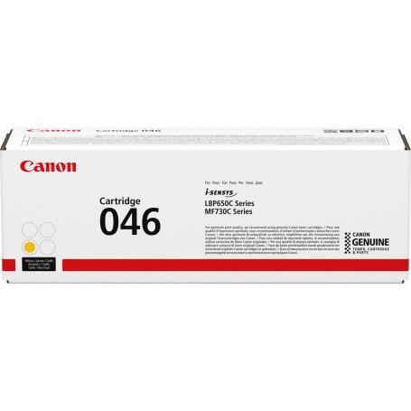 Toner Canon 046 Jaune 2300 pages MF73X/LBP65X