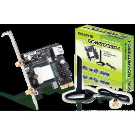 Carte Réseaux PCI-Express Wifi AC + Bluetooth Gigabyte GC-WB1733D-I