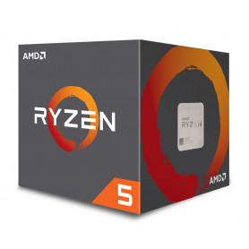 Processeur AMD RYZEN 5 2600 3.4Ghz 20M 6Core 65W AM4