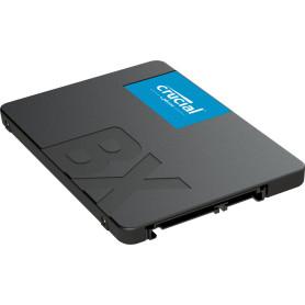 SSD 240Go Crucial BX500 Sata 3 540Mo/s 500Mo/s