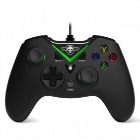 Manette Spirit Of Gamer Pro Gaming Xbox One / PC Wired Gamepad USB