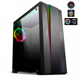 Boitier Spirit of Gamer CLONE TWO RGB EDTION ATX USB 3.0