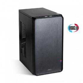 Boitier Advance 3503B3 Slim City Mini ITX 300Watts