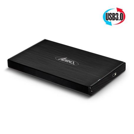 Boitier Externe 2.5 SATA USB 3.0 Advance BX-208U3 Mobility Disk S8