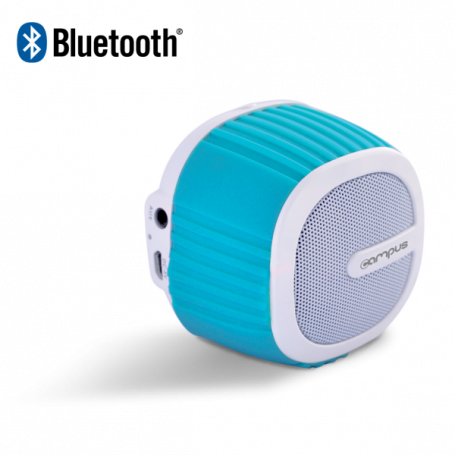 Mini Enceinte Campus Poppy SP-FY24A Bluetooth 3Watts RMS