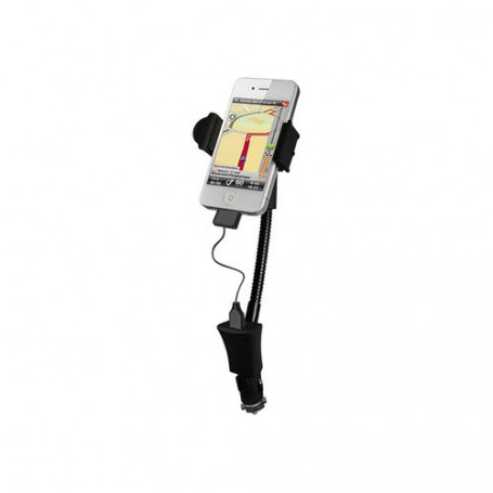 Support Chargeur Campus IP-PHC35 Roadie Allume Cigare Smartphone SUPCAIP-PHC35 - 1