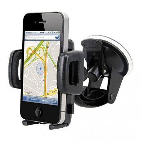 Support Campus IP-PH605 Roadmap Support Universel Smartphone Ventouse SUPCAIP-PH605 - 1