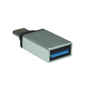 Adaptateur Heden ADPTCAUSBF USB 3.1 type C Male vers USB 3.1 Femelle