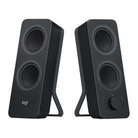 Haut-parleurs Logitech Z207 Bluetooth 2.0 5 Watts RMS Noir