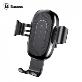 Support Baseus WXYL-01 Smartphone Grille Quick Charge Induction