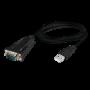 Adaptateur LogiLink AU0048 USB vers DB9 RS232 Mâle