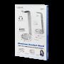 Support de Casque LogiLink UA0304 Hub USB 3.0 + Jack Aluminium MICLL-UA0304 - 6