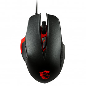 Souris MSI Interceptor DS300 Laser 8200dpi Gaming Mouse