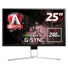 "Ecran AOC 24.5"" AG251FG 1920x1080 240Hz 1ms DP/HDMI"