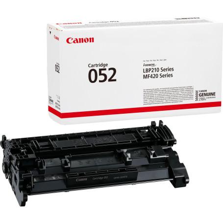 Toner Canon 052 Noir 3100 pages MF42X/LBP21X