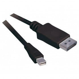 Cable Mini DisplayPort -> DisplayPort 1.2 M/M 1.0M Ultra HD/4K