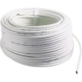 Cable Réseaux RJ45 300m Droit Cat6 FTP Blindé Monobrin (rigide)