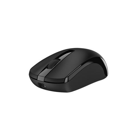 Souris Genius ECO-8100 Black 1600dpi Sans Fil USB Rechargeable SOGEECO-8100BK - 1