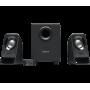 Haut-parleurs Logitech Z213 Kit 2.1 7 Watts RMS HPLOZ213 - 2