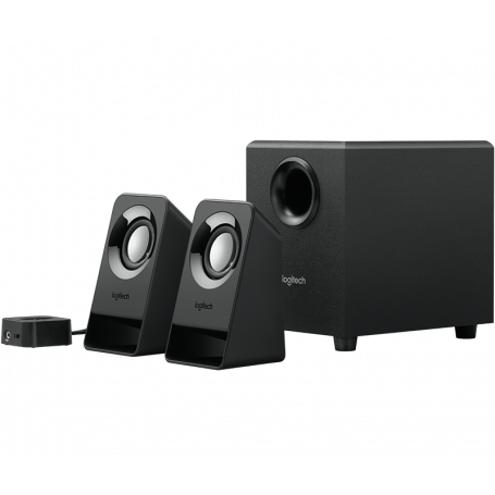 Haut-parleurs Logitech Z213 Kit 2.1 7 Watts RMS HPLOZ213 - 1