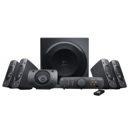 Haut-parleurs Logitech Z906 5.1 Certifié THX 500 Watts RMS