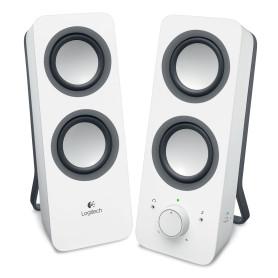 Haut-parleurs Logitech Z200 2.0 5 Watts RMS Blanc