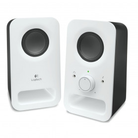 Haut-parleurs Logitech Z150 2.0 3 Watts RMS Blanc