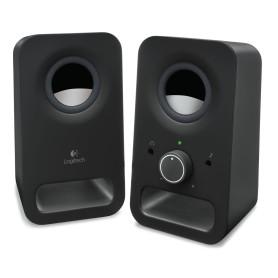 Haut-parleurs Logitech Z150 2.0 3 Watts RMS Noir