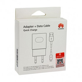 Chargeur Huawei Quick Charger 2A + Câble Micro USB 1m