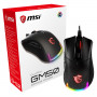 Souris MSI Clutch GM50 Optique 7200dpi Gaming RGB