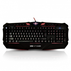 Clavier Spirit of Gamer Xpert-K9 Gaming Keyboard USB