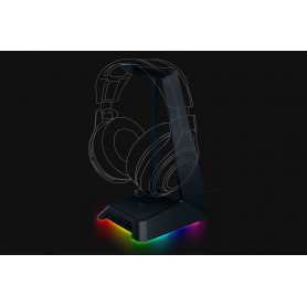 Support de Casque Razer Base Station Chroma
