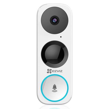 Sonette EZVIZ CS-DB1 Caméra 3M 2048x1536 IP65 Extérieur Wifi