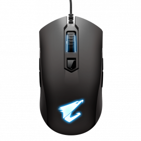 Souris AORUS M4 Gaming RGB 6400dpi USB