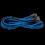 Kit de Câbles Corsair Pro Alimentation gainés Type 4 Bleu/Noir ALIMCOCP-8920228 - 3