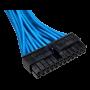 Kit de Câbles Corsair Pro Alimentation gainés Type 4 Bleu ALIMCOCP-8920225 - 12
