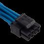 Kit de Câbles Corsair Pro Alimentation gainés Type 4 Bleu ALIMCOCP-8920225 - 11