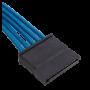 Kit de Câbles Corsair Pro Alimentation gainés Type 4 Bleu ALIMCOCP-8920225 - 13