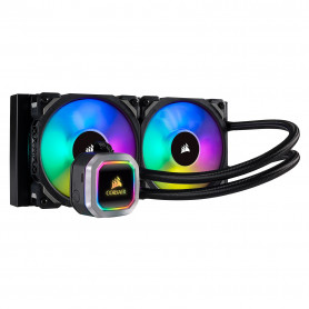 Kit WaterCooling Corsair Hydro H100i PLATINUM RGB 240mm