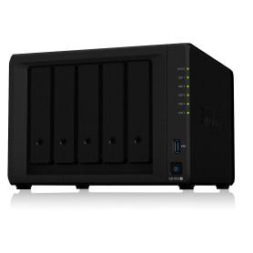 Serveur NAS Synology DiskStation DS1019+ 8Go 5 x DD Sata + 2 M.2