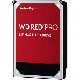 Disque Dur SATA 6Gb/s 8To 256Mo WD RED PRO WD8003FFBX NAS
